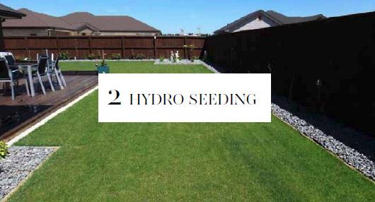 Hydro Seeding